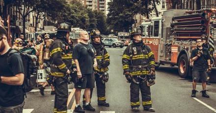 Une femme menace de se suicider : les pompiers arrivent sur les lieux avec un détail qui va tout changer