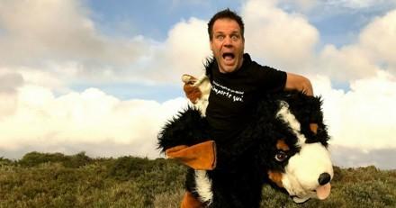 Rémi Gaillard veut créer son association et son festival de la cause animale