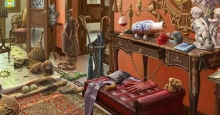 Chat caché dans une maison en désordre : seulement 1 personne sur 10 parvient à le trouver !