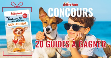 Concours Petit Futé : avez-vous gagné un guide 2021 pour vos vacances ?