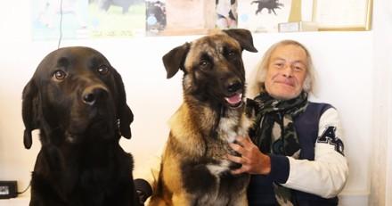 À POILS : le vétérinaire Thierry Bedossa se confie