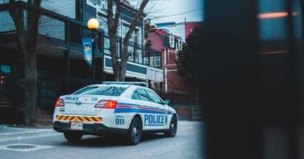 La police reçoit un e-mail anonyme au sujet d'un chiot, en arrivant sur place ils ont une vision d'horreur