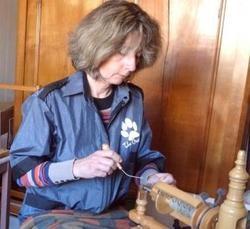 Michèle Royer laine chien canine
