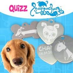 concours médailles gravées pour chien et chat à gagner