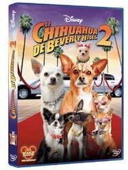 dvd chihuahua bevrly hills 2