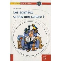 animaux ont ils une culture