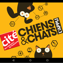 application chiens et chats