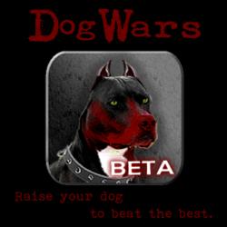 Dog wars application jeu Androïd