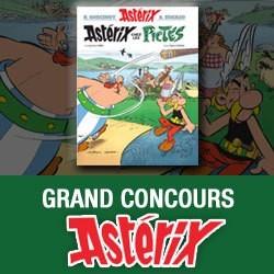 concours Astérix