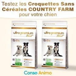 croquettes Ultra Premium Direct Sans Céréales