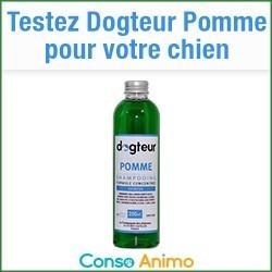 shampoing pour chien Dogteur