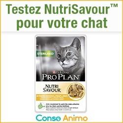 test Purina Pro Plan NutriSavourSterilised