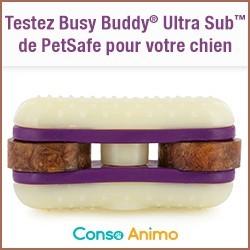 jouet pour chien Busy Buddy Ultra Sub PETSAFE