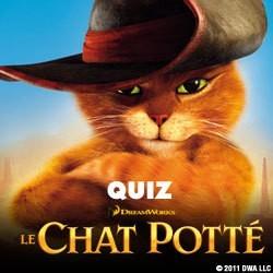 concours film le chat potté shrek