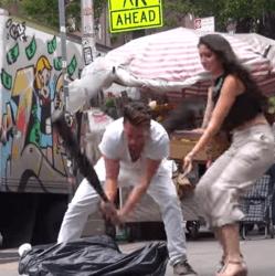 Comment retrouver une personne croisee dans la rue