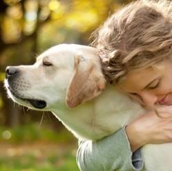 les femmes prêtes à quitter leur compagnon pour leur animal de compagnie