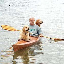 kayak pour chien