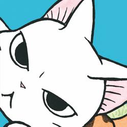 Choubi Choubi manga chat
