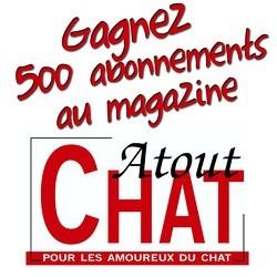 concours magazine atout chat
