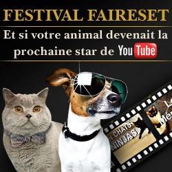 concours video animaux faireset