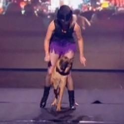La France a un Incroyable Talent Dog Dancing