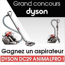 dyson dc29 animalpro concours