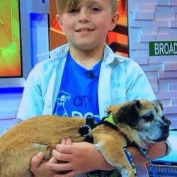 Ethan et chien