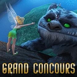 Concours Clochette et La Créature Légendaire