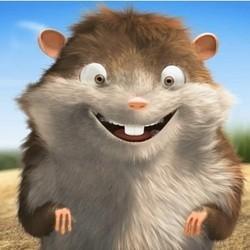 hamster cherche amour dessin animé