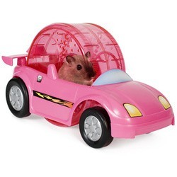 hamster voiture