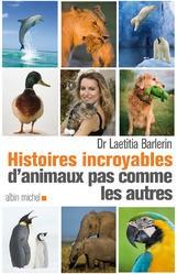 Livre sur les animaux de Laëtitia Barlerin