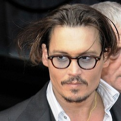johnny depp brad pitt chien angelina jolie