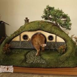 litière pour chat seigneur des anneaux