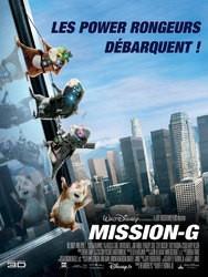 Mission G, les rongeurs espions