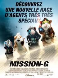 cochon d'Inde Mission G