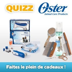 concours toilettage oster