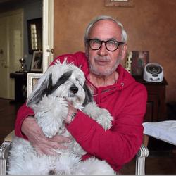 patrice laffont et son chien talung