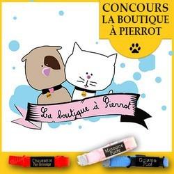 Concours collier la boutique à Pierrot