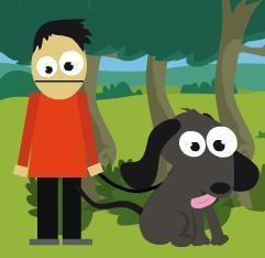Plouf le Maître ou la revanche de Paf le chien