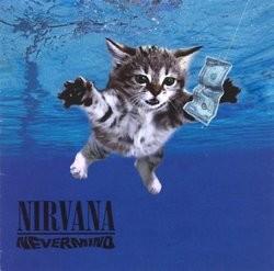 Les pochettes des grands albums détournées par des chats ! (Photos)