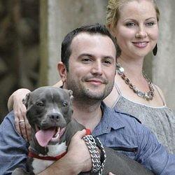 un couple renonce à son mariage pour sauver un chien