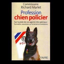 profession chien policier