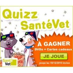 quizz santévet assurance pour chien et chat
