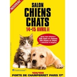 salon chiens chats paris