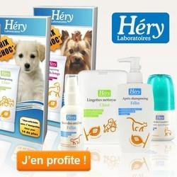 shampooing pour chien et pour chat Héry