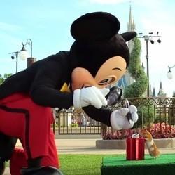 Tiny à Disney