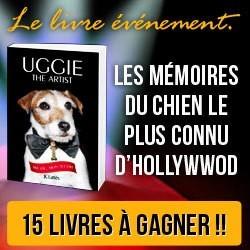 Uggie The Artist concours mémoires livre biographie