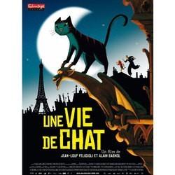une vie de chat film animaux