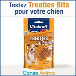 friandises pour chien Treaties Bits de Vitakraft