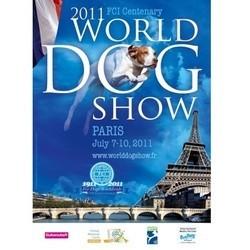 chien de race world dog show 2011